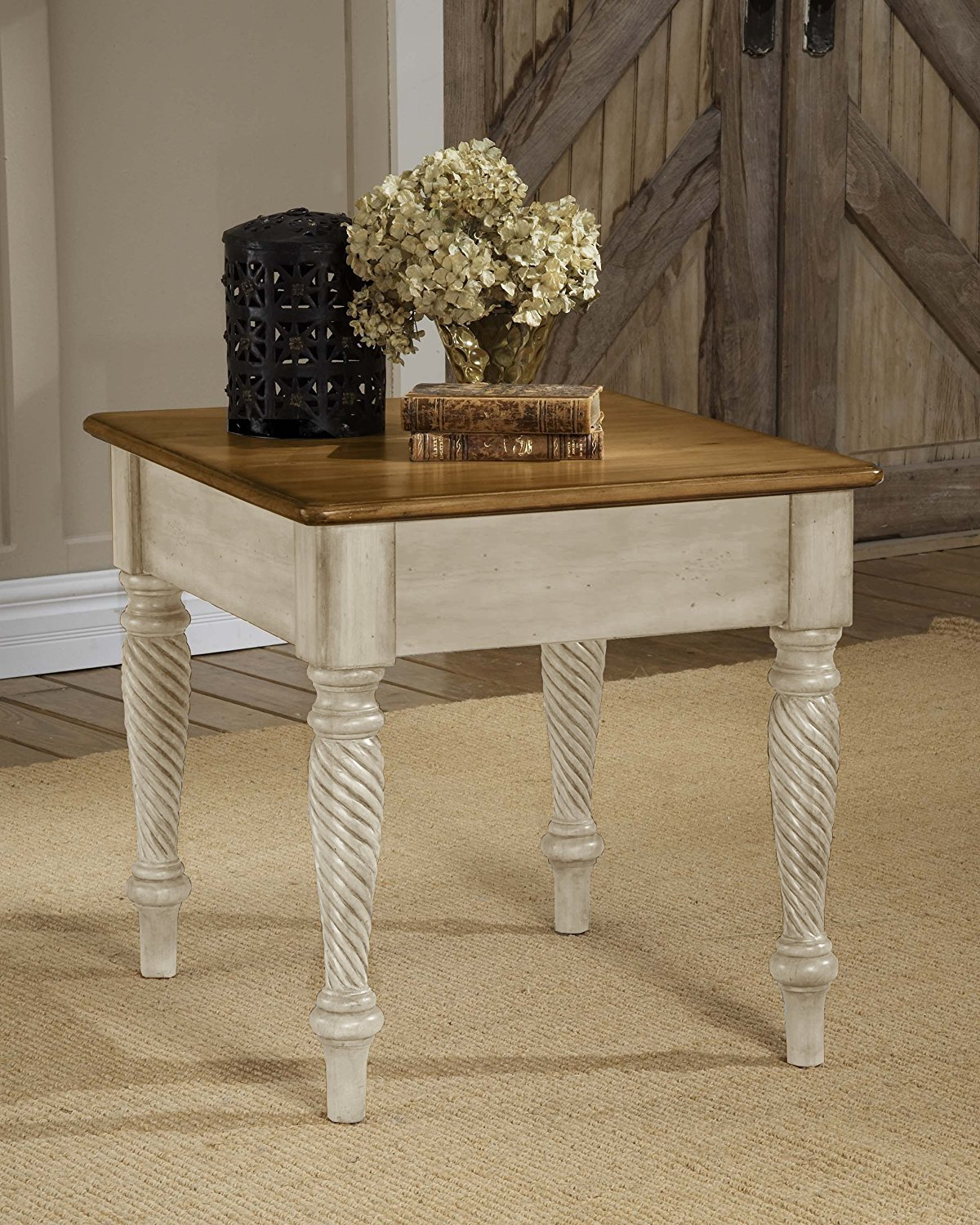 Off White End Tables Home Furniture Design