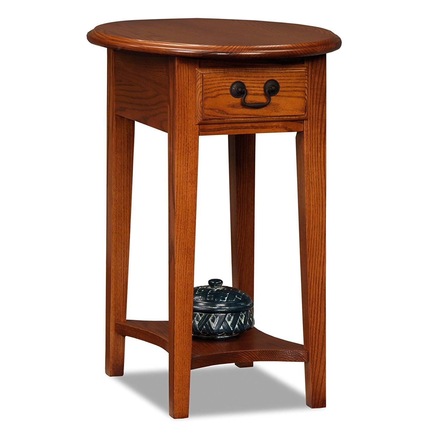 Oval End Table Home Furniture Design
