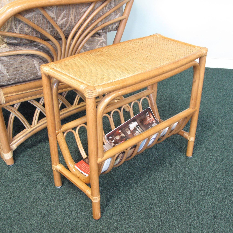 Rattan End Tables Home Furniture Design