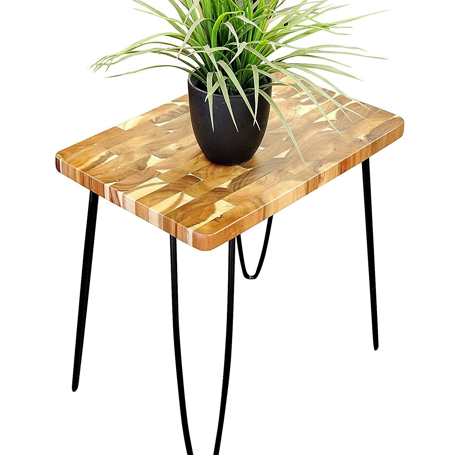 Real Wood End Tables Home Furniture Design