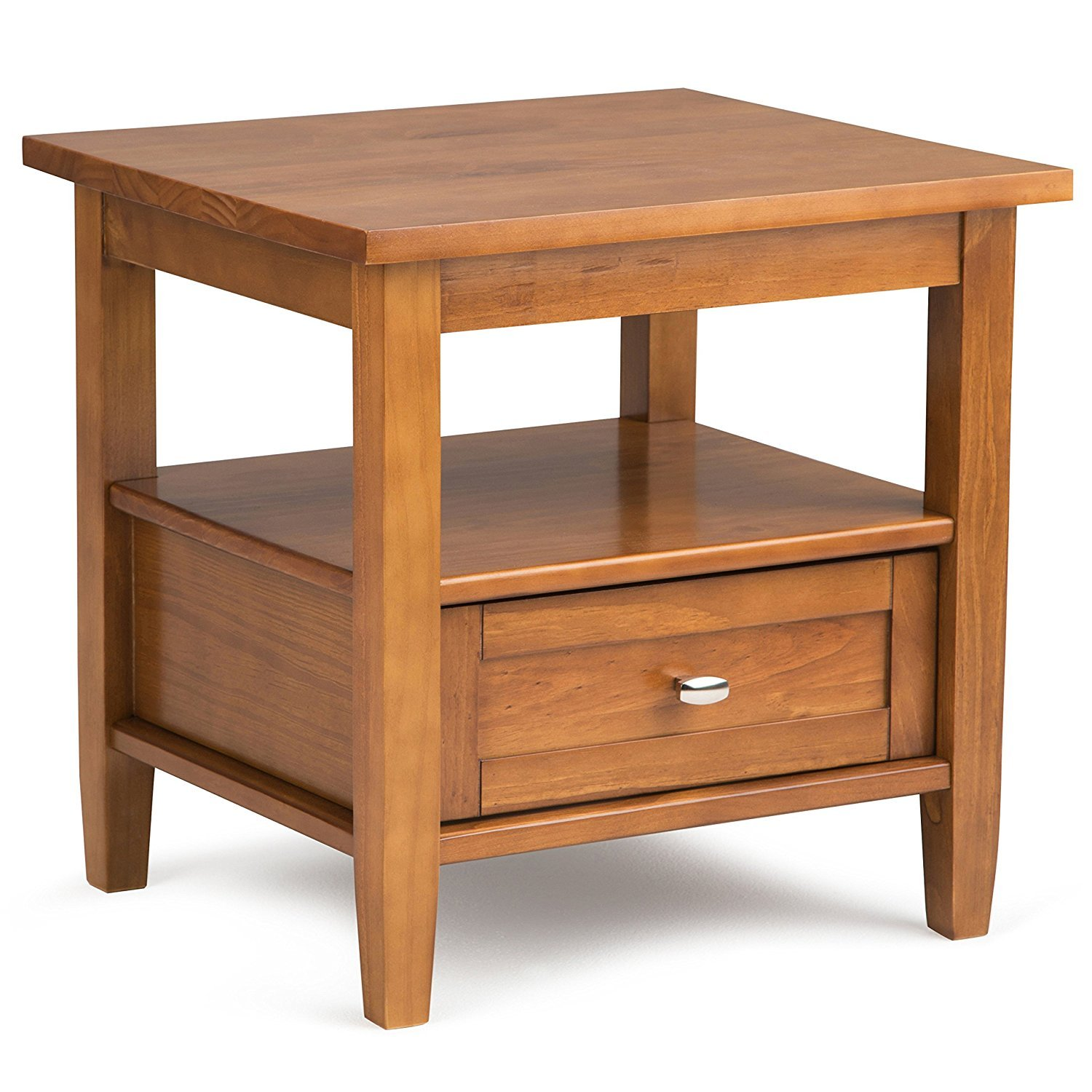 Shaker Style End Table Home Furniture Design