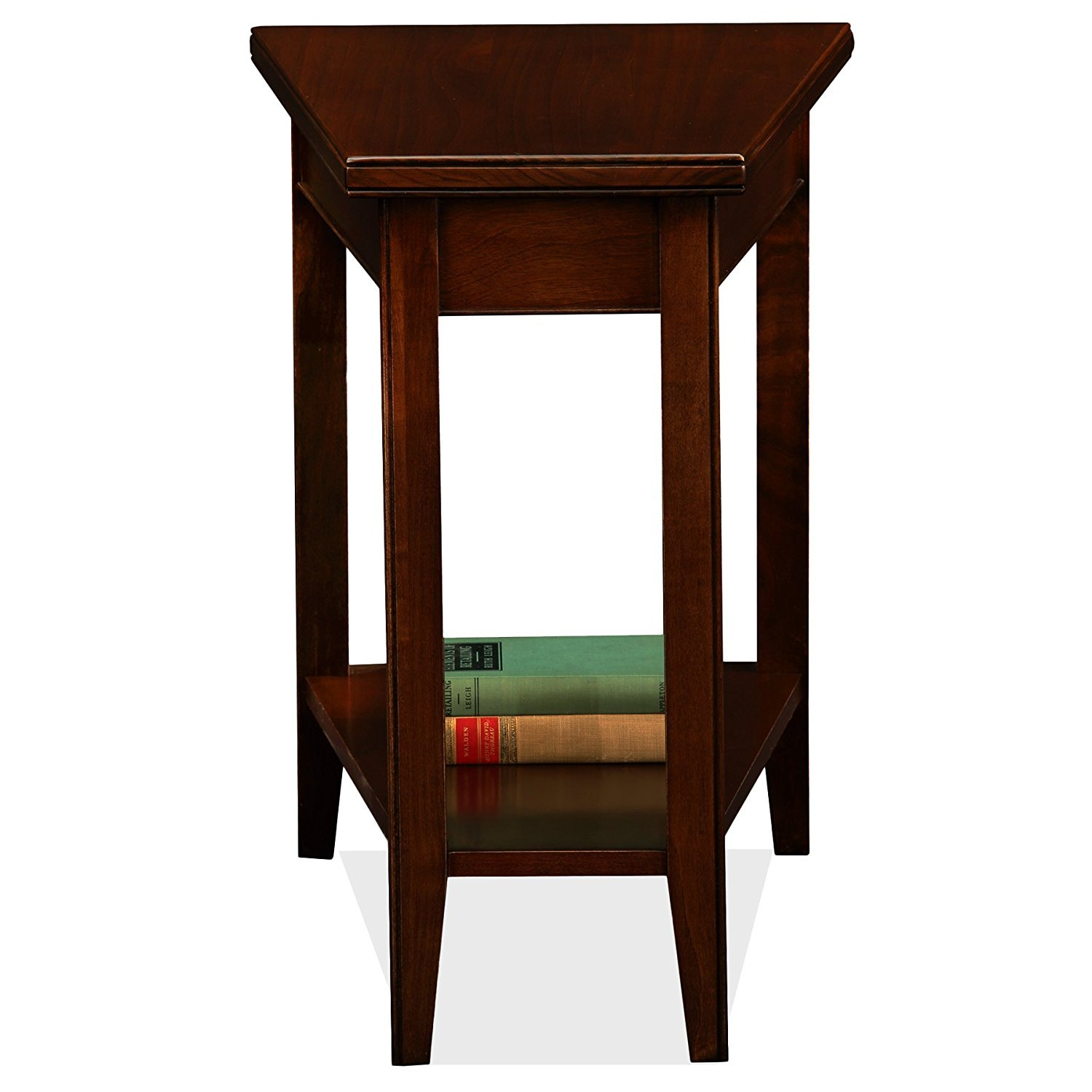 Wedge Shaped End Table Home Furniture Design