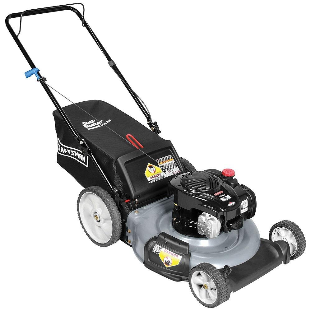 Craftsman Self Propelled Lawn Mower Home Furniture Design