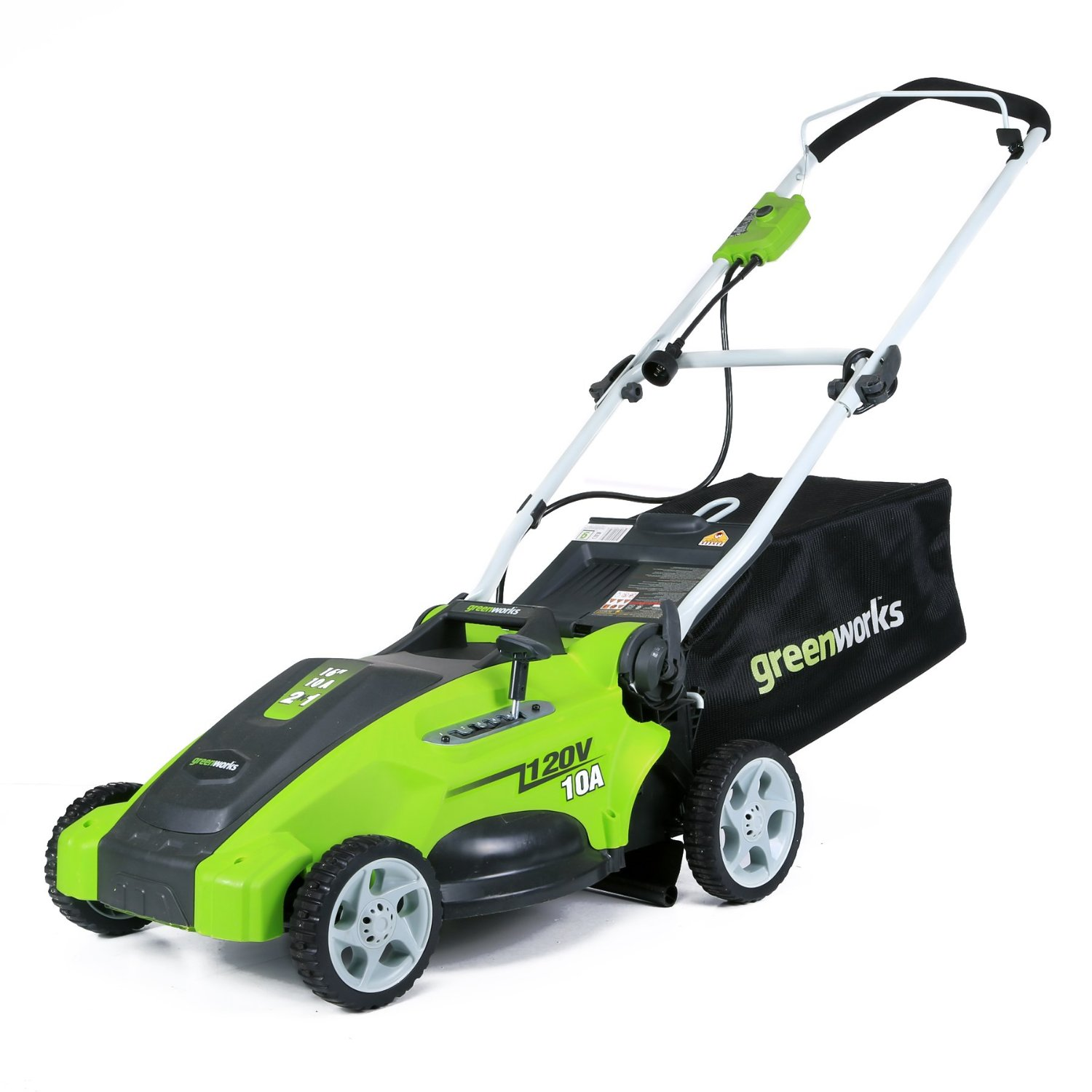 Greenworks Electric Lawn Mower Home Furniture Design