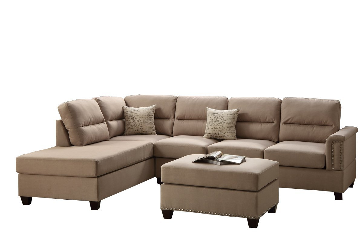 Double Chaise Sectional Sofa - Home Furniture Design