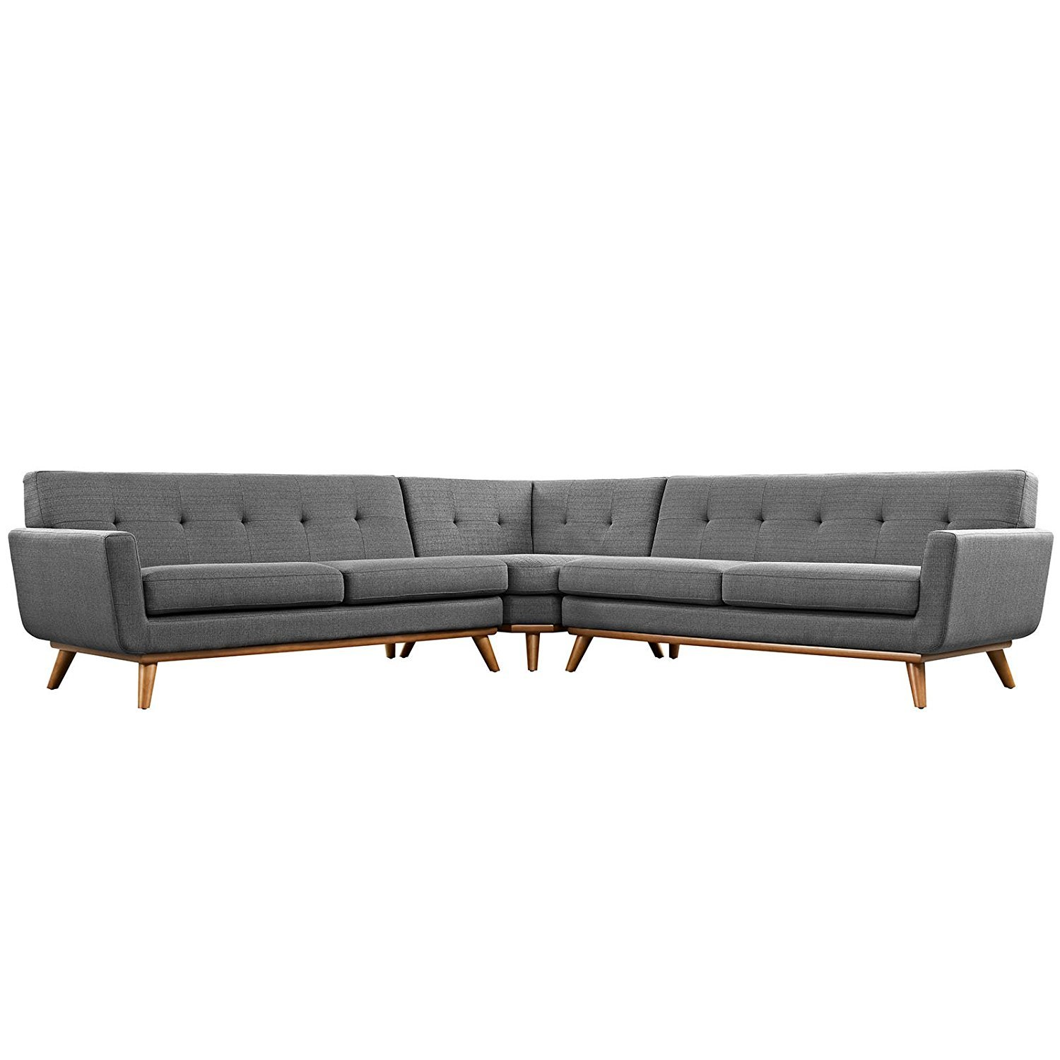 Grey L Shaped Couch Home Furniture Design