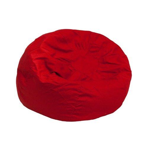 Red Bean Bag Chair Home Furniture Design