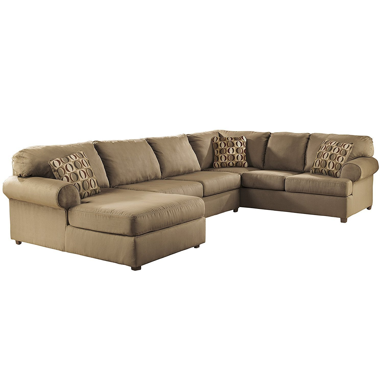 U Shaped Sectional Couch Home Furniture Design