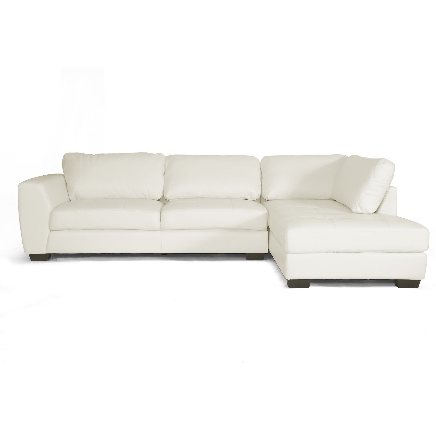 White Sofa Set Living Room Home Furniture Design