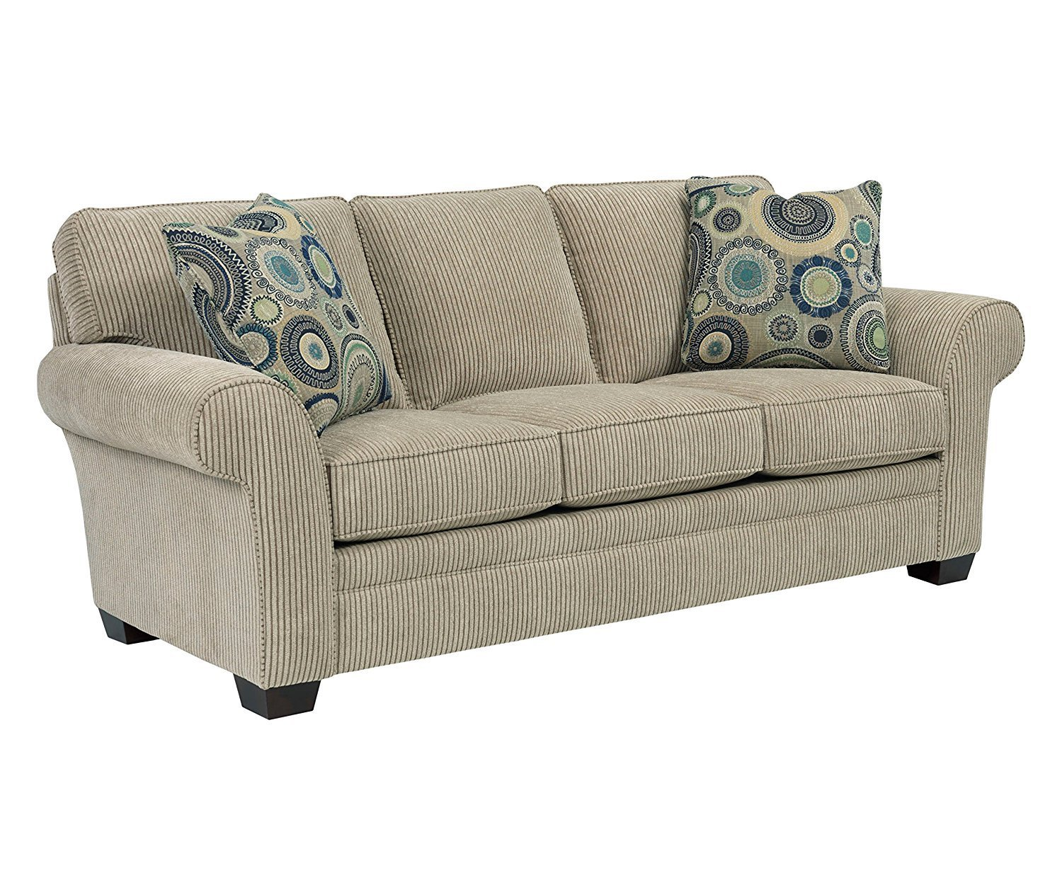 Broyhill Zachary Sofa Off White Home Furniture Design