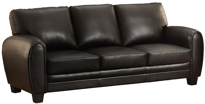 Homelegance 9734bk 3 Upholstered Sofa Home Furniture Design