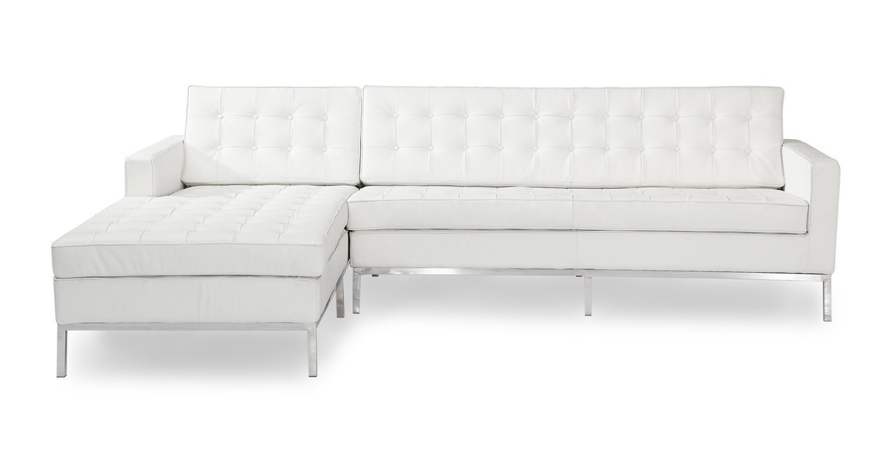 Kardiel Florence Knoll Style Left Sectional Sofa Home