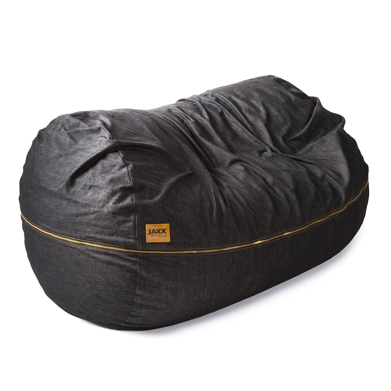 huge bean bag chairs home furniture design. Black Bedroom Furniture Sets. Home Design Ideas