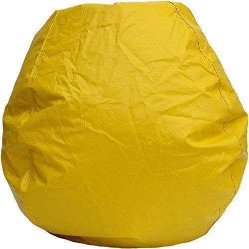 Yellow Bean Bag Chair Home Furniture Design