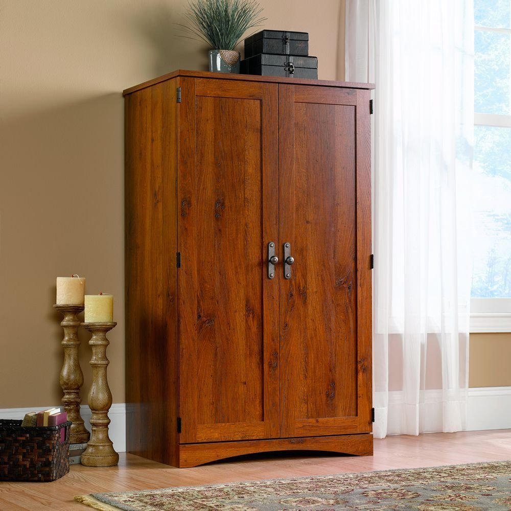 computer cabinet armoire - Home Furniture Design