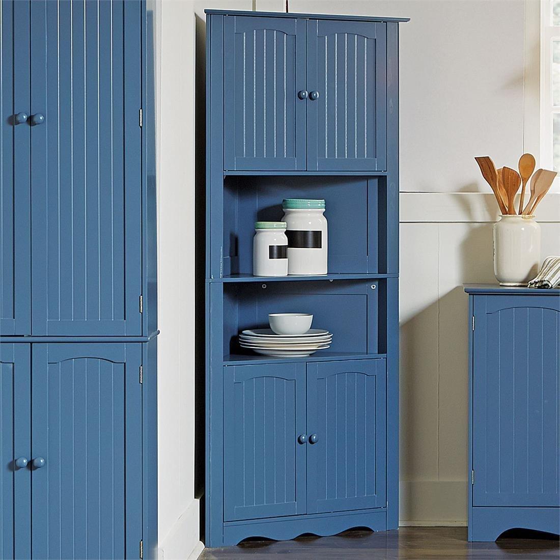 Country Kitchen Hutch Home Furniture Design