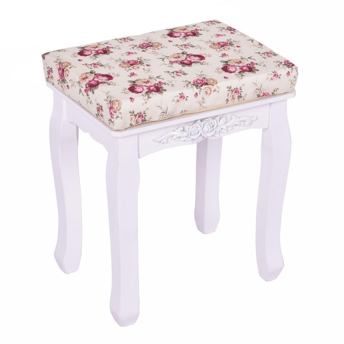 Makeup Vanity Bench Home Furniture Design