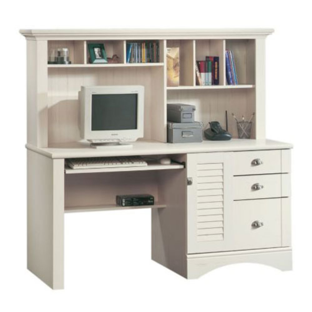 Sauder Harbor View Computer Armoire Home Furniture Design