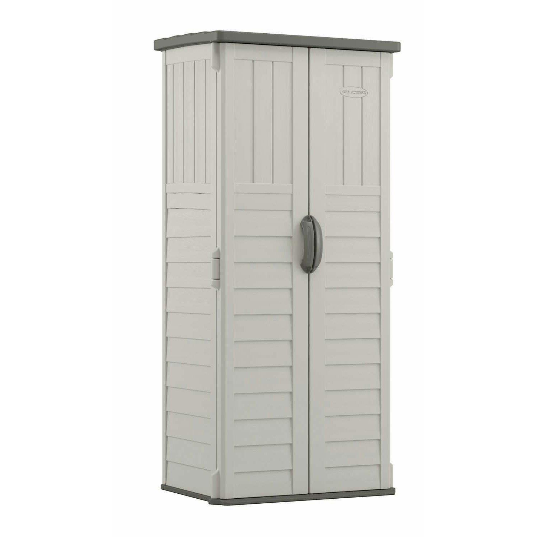 Suncast Vertical Storage Shed Home Furniture Design