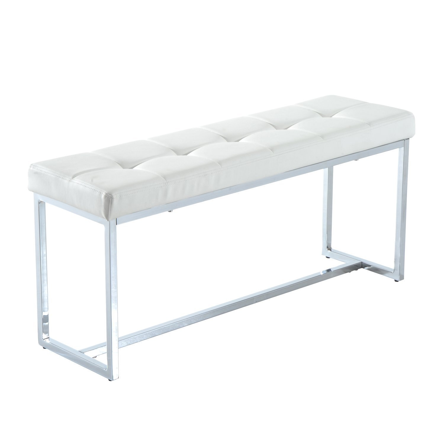 White Vanity Bench Home Furniture Design
