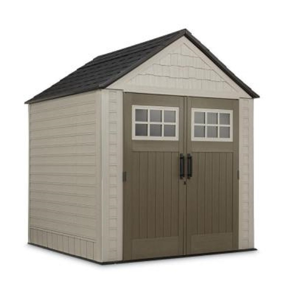 Rubbermaid Storage Shed 7x7 Home Furniture Design