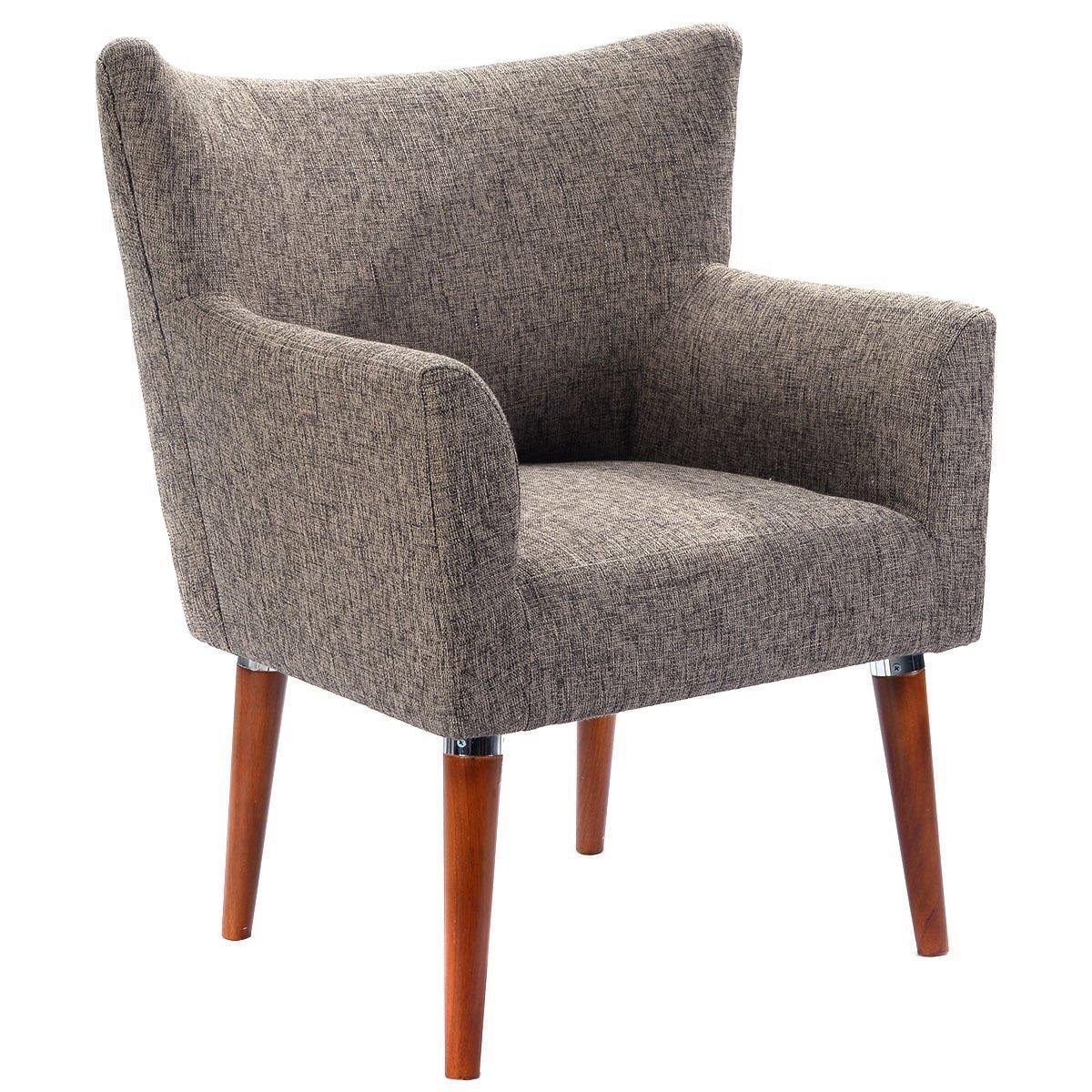 Giantex Leisure Arm Chair Home Furniture Design
