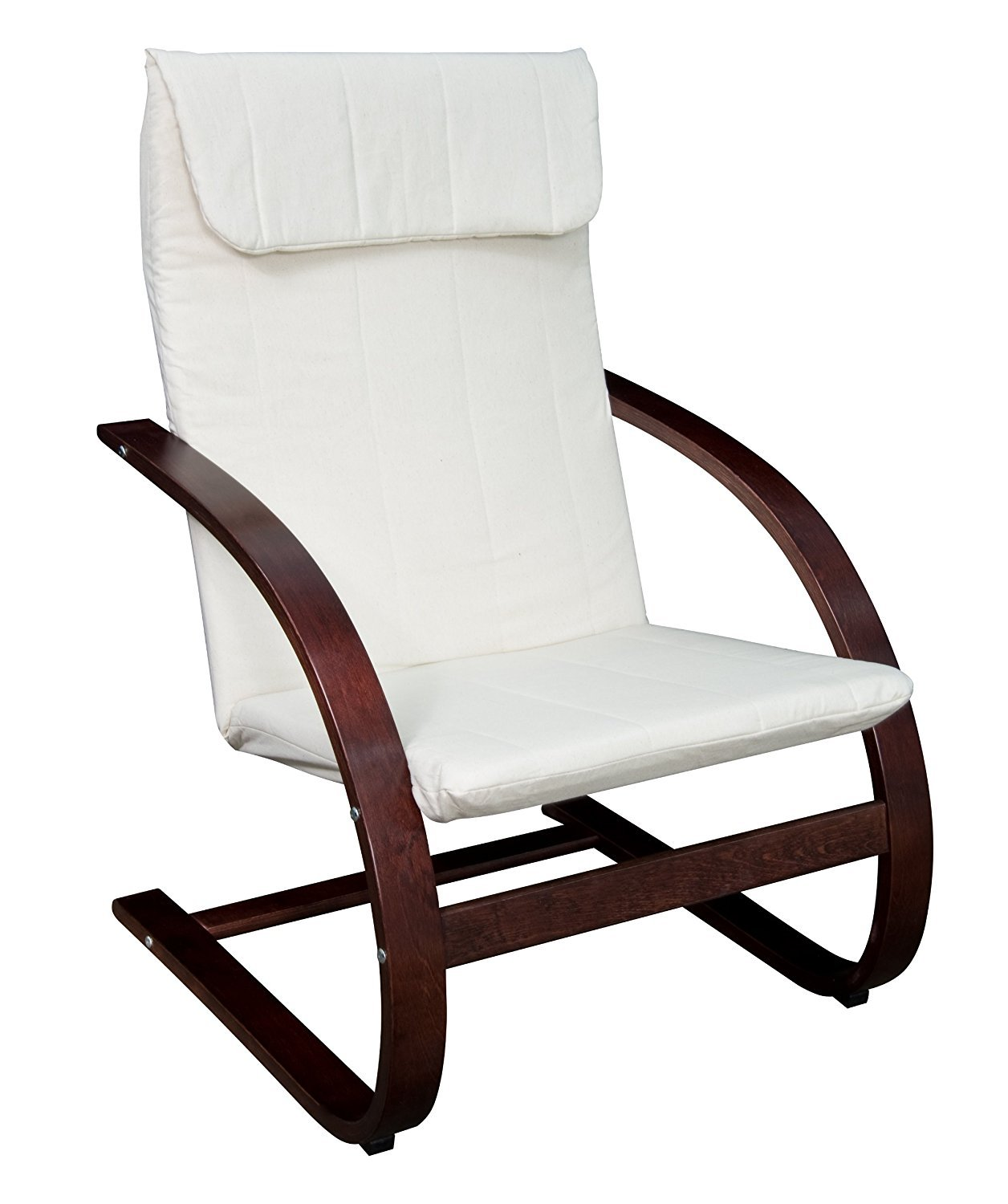 Niche Mia Reclining Bentwood Chair Home Furniture Design