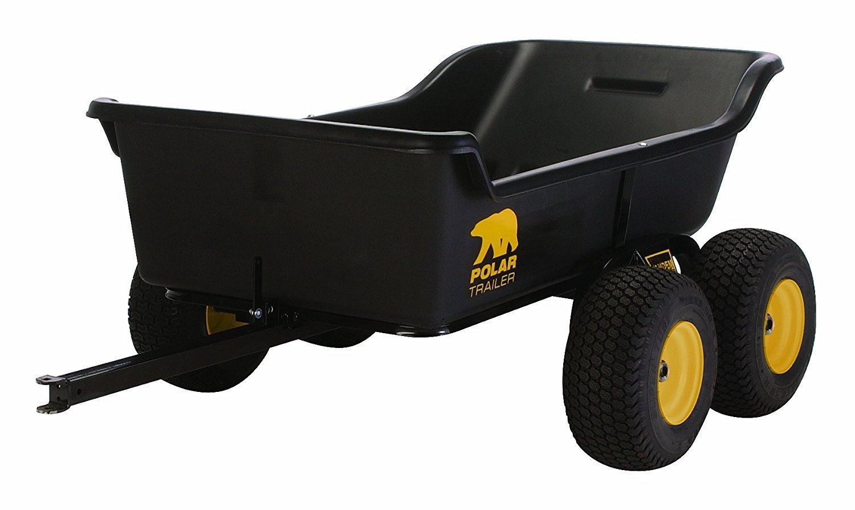 Polar Trailer 8262 Hd 1500 Tandem Axle Utility Cart Home
