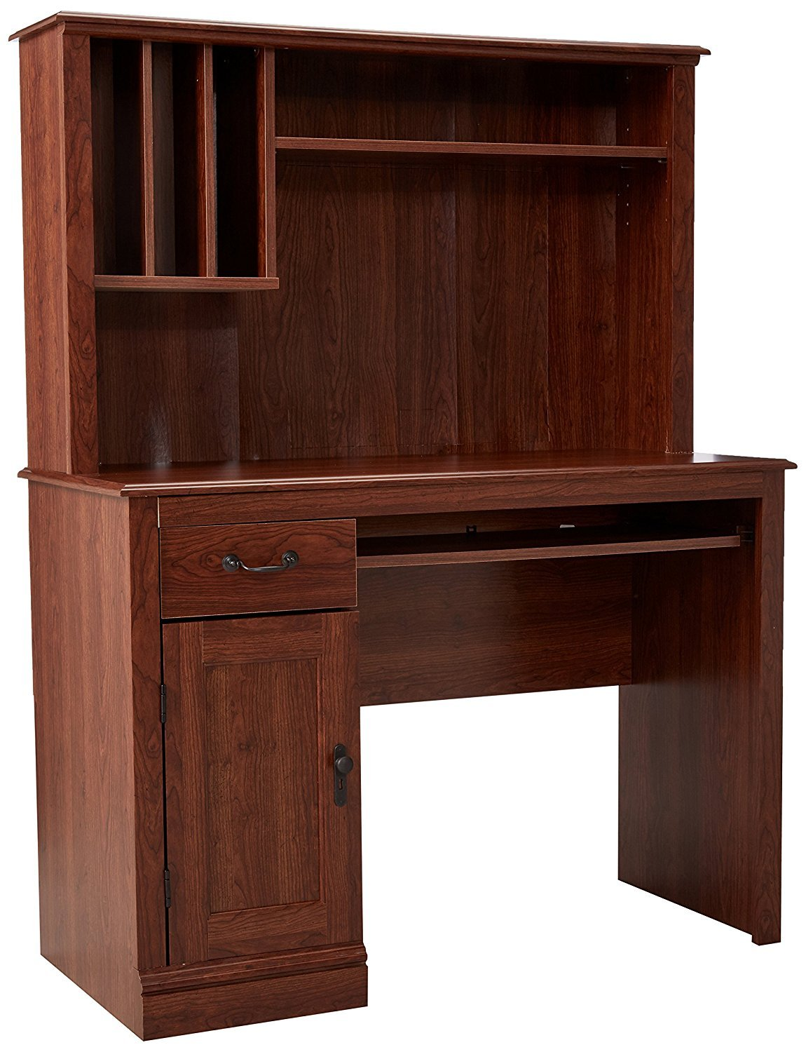 Computer Desk With Hutch And Drawers Home Furniture Design