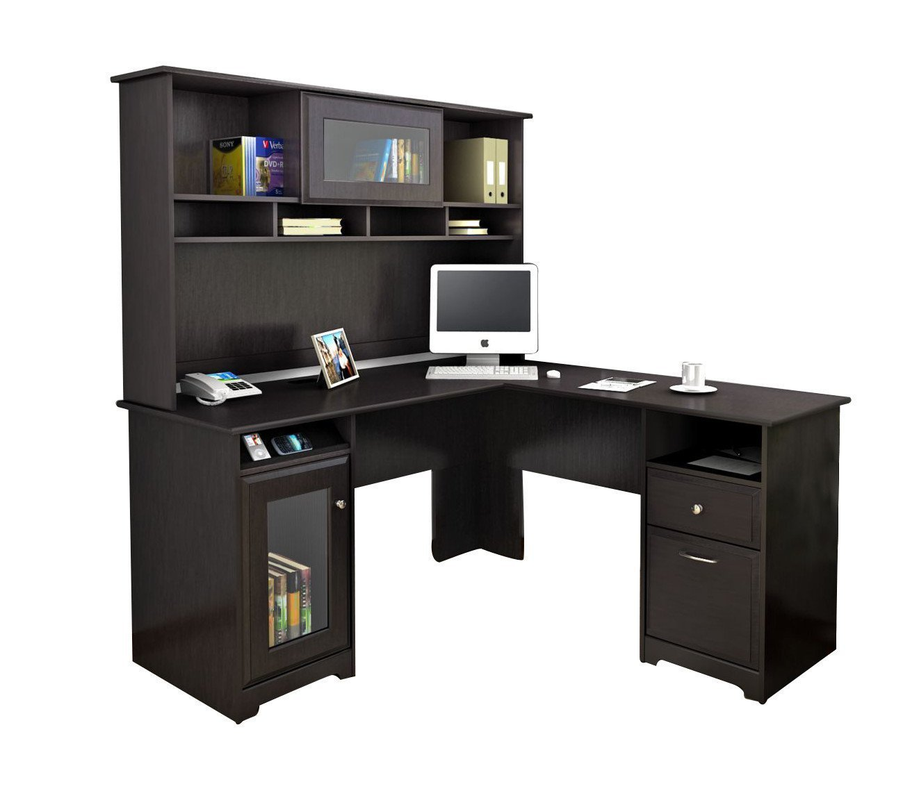 Corner Computer Desk With Hutch Home Furniture Design