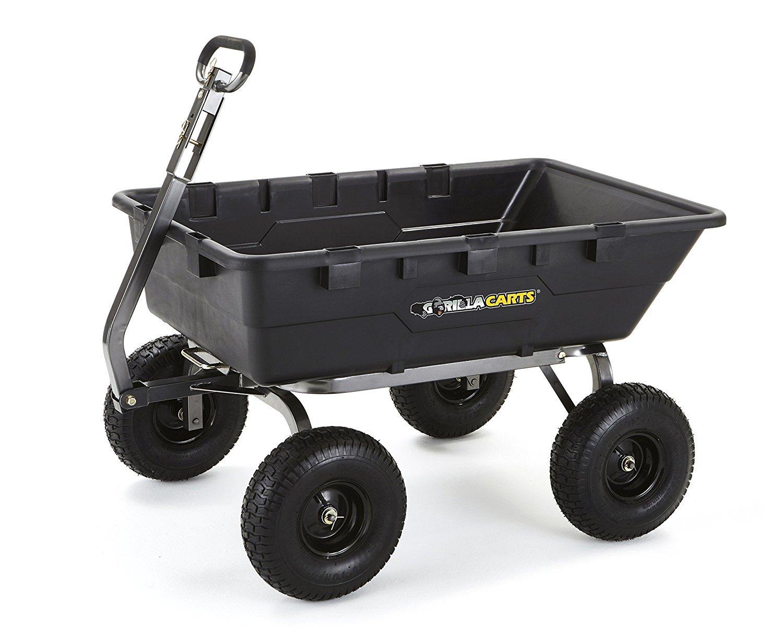 Gorilla Garden Dump Cart Home Furniture Design