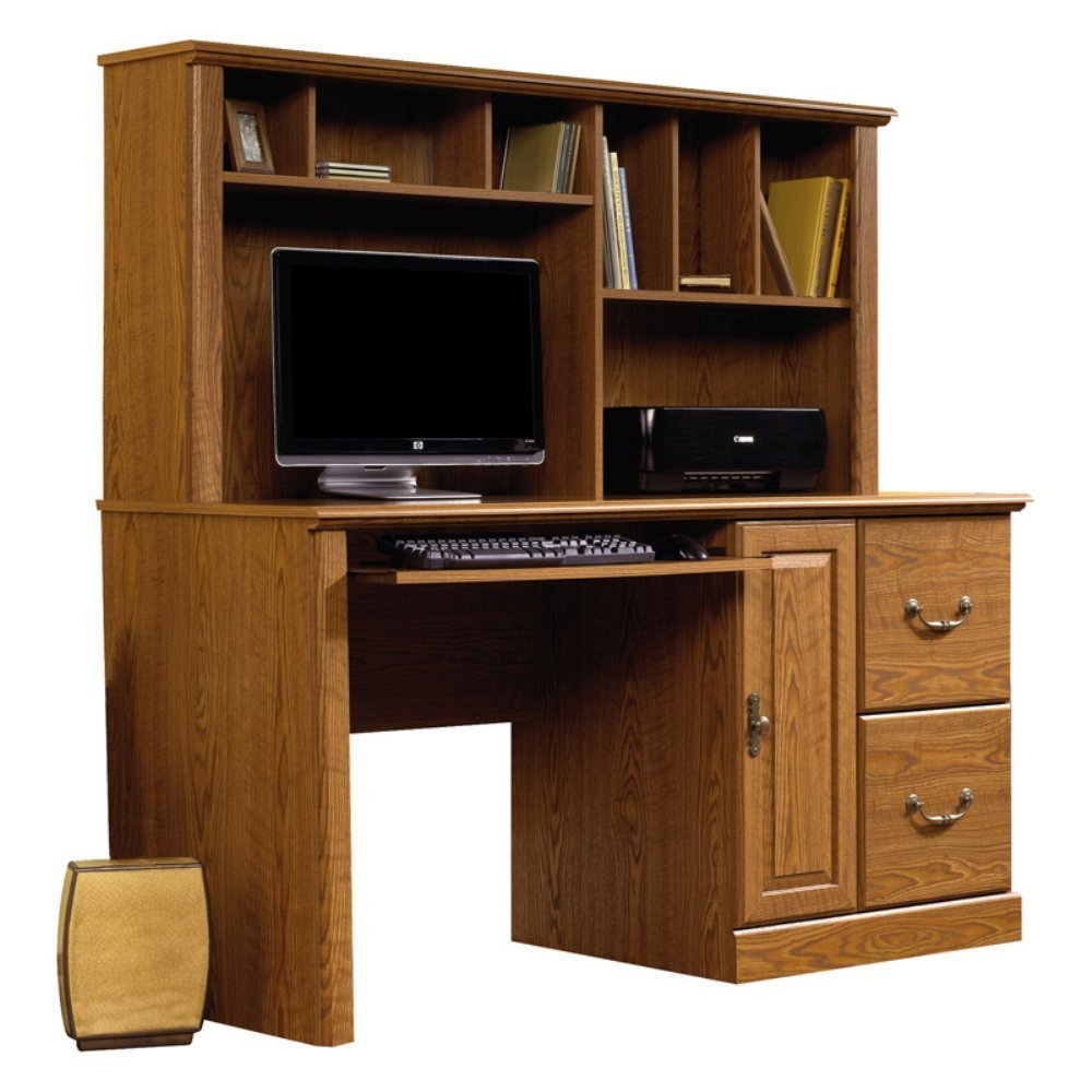 Sauder Computer Desk With Hutch Home Furniture Design