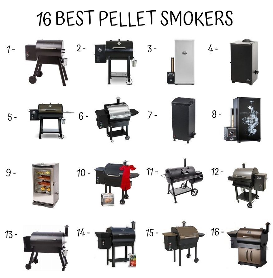 The 10 Best Pellet Smokers Home Furniture Design