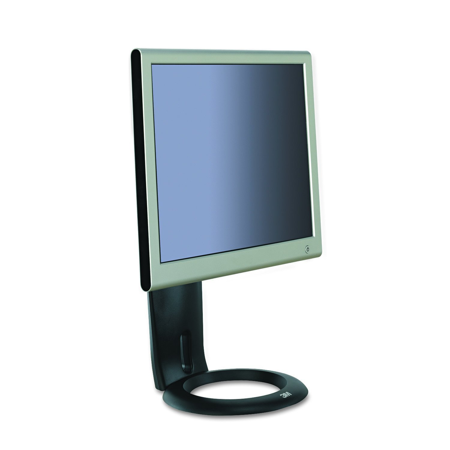 3m Ms110mb Easy Adjust Lcd Monitor Stand Home Furniture