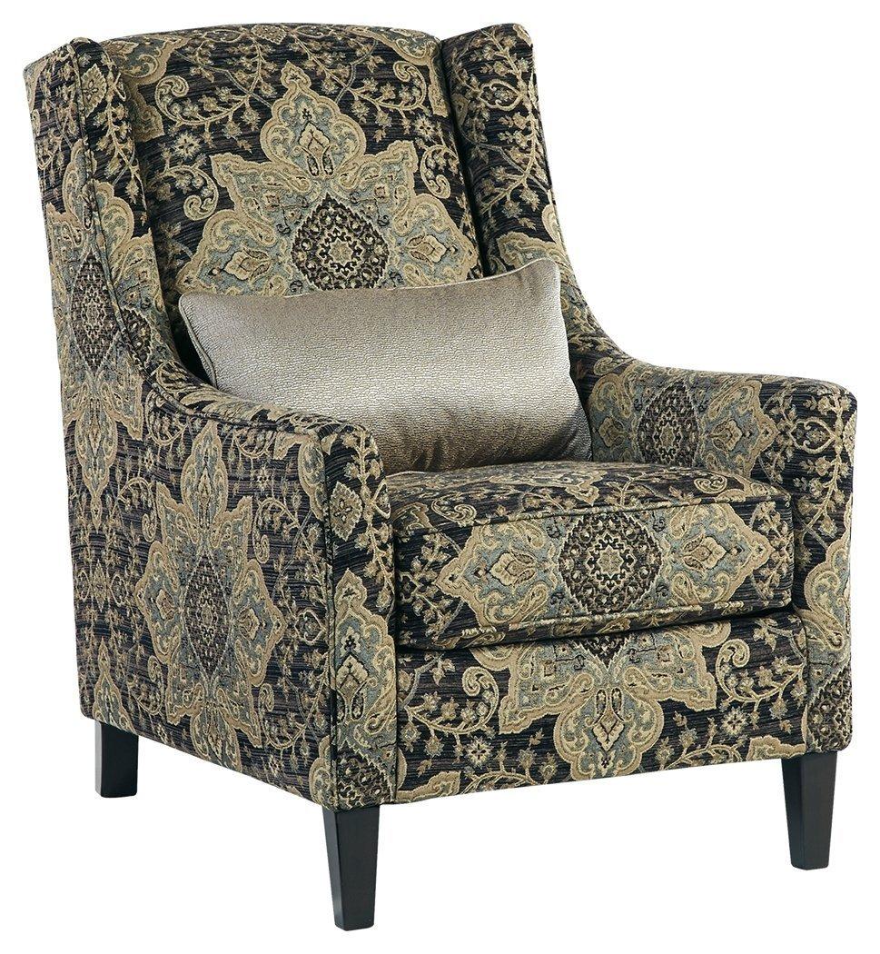 Hartigan Onyx Accent Chair Home Furniture Design