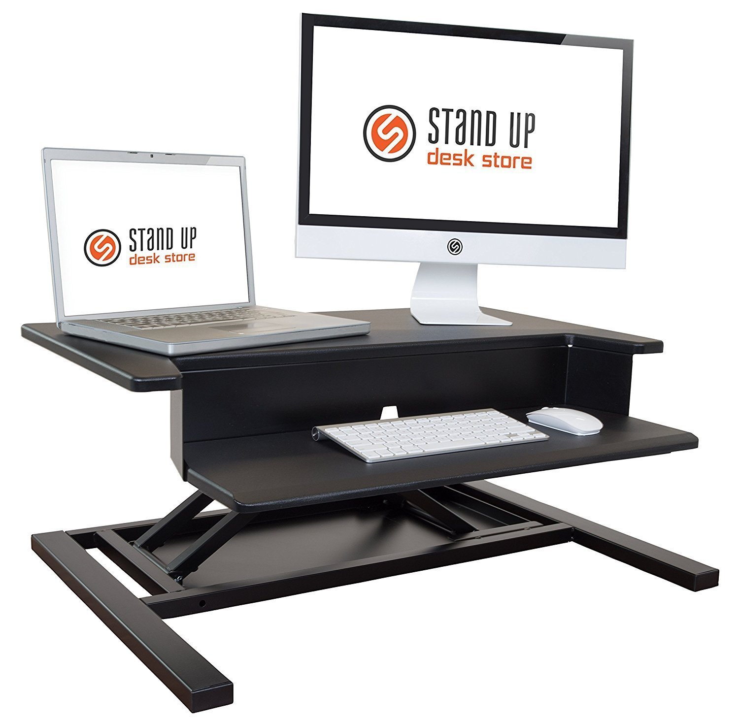 Stand Up Desk Store Airrise Pro Height Adjustable Standing