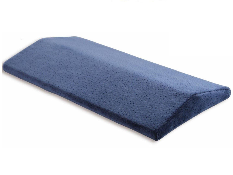 Blue Lumbar Pillow Home Furniture Design