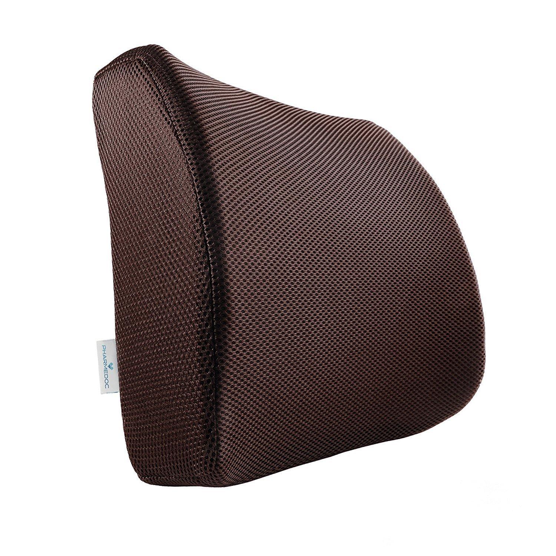 Brown Lumbar Pillow Home Furniture Design