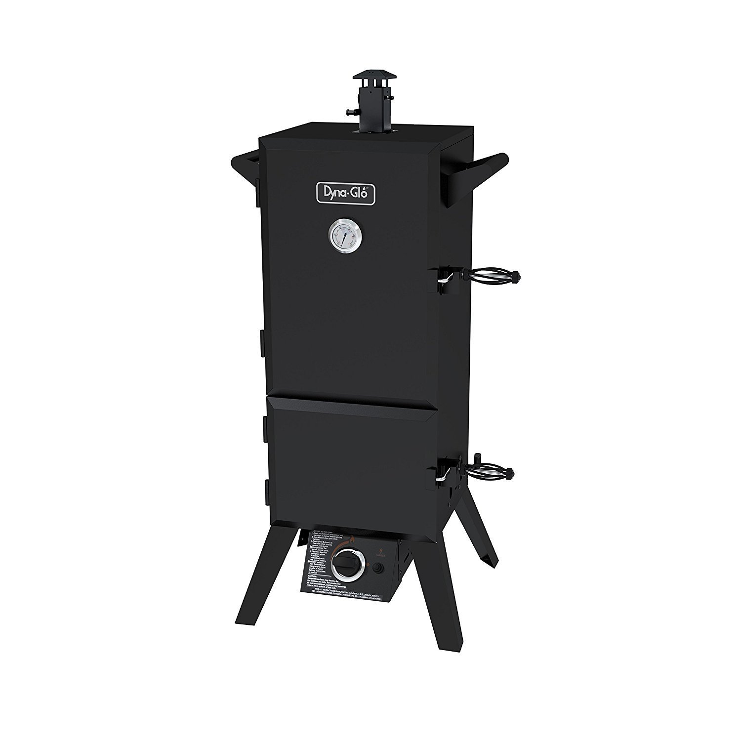 Glo Apartments: Dyna Glo Vertical Smoker