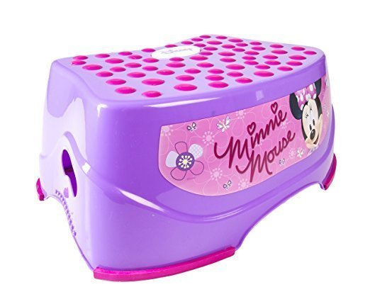 Minnie Mouse Step Stool Home Furniture Design