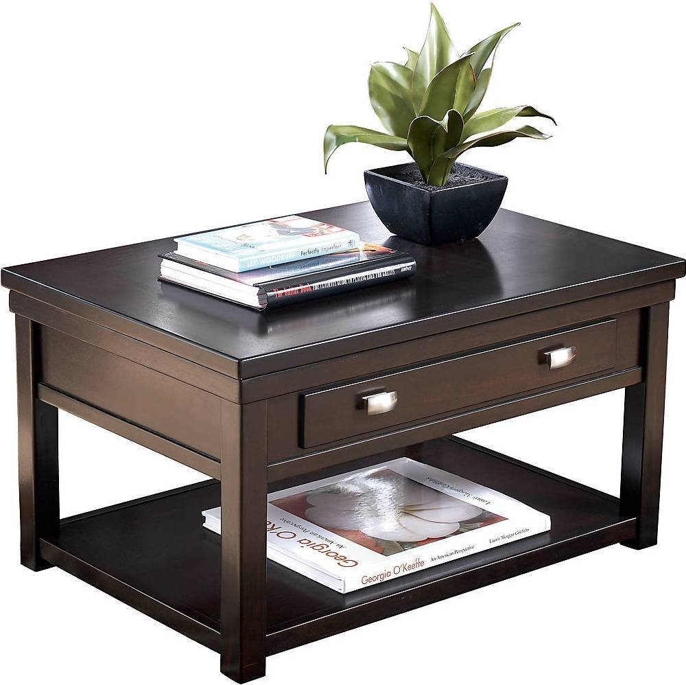 Modern Lift Top Coffee Table Home Furniture Design