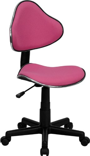 Pink Task Chair Home Furniture Design