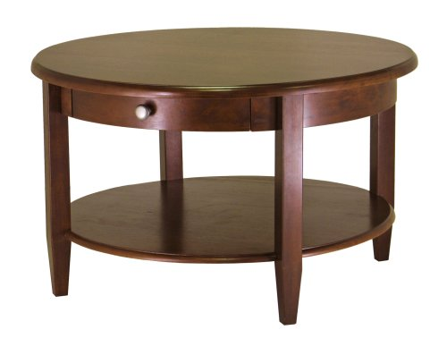 Round Coffee Table With Storage Home Furniture Design