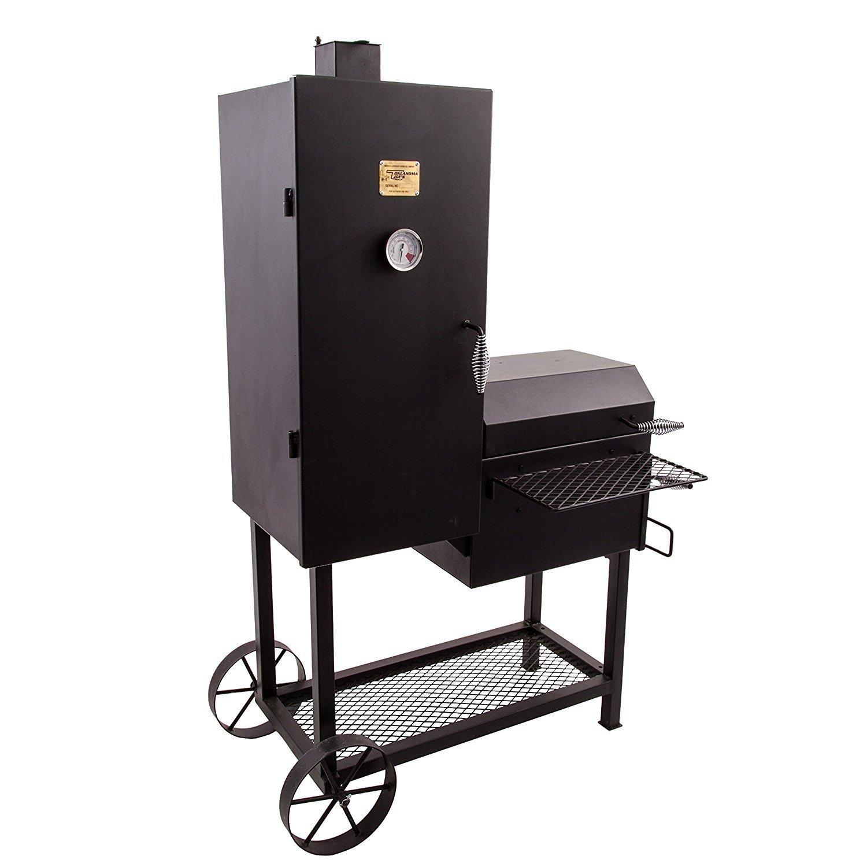 Vertical Offset Smoker Home Furniture Design
