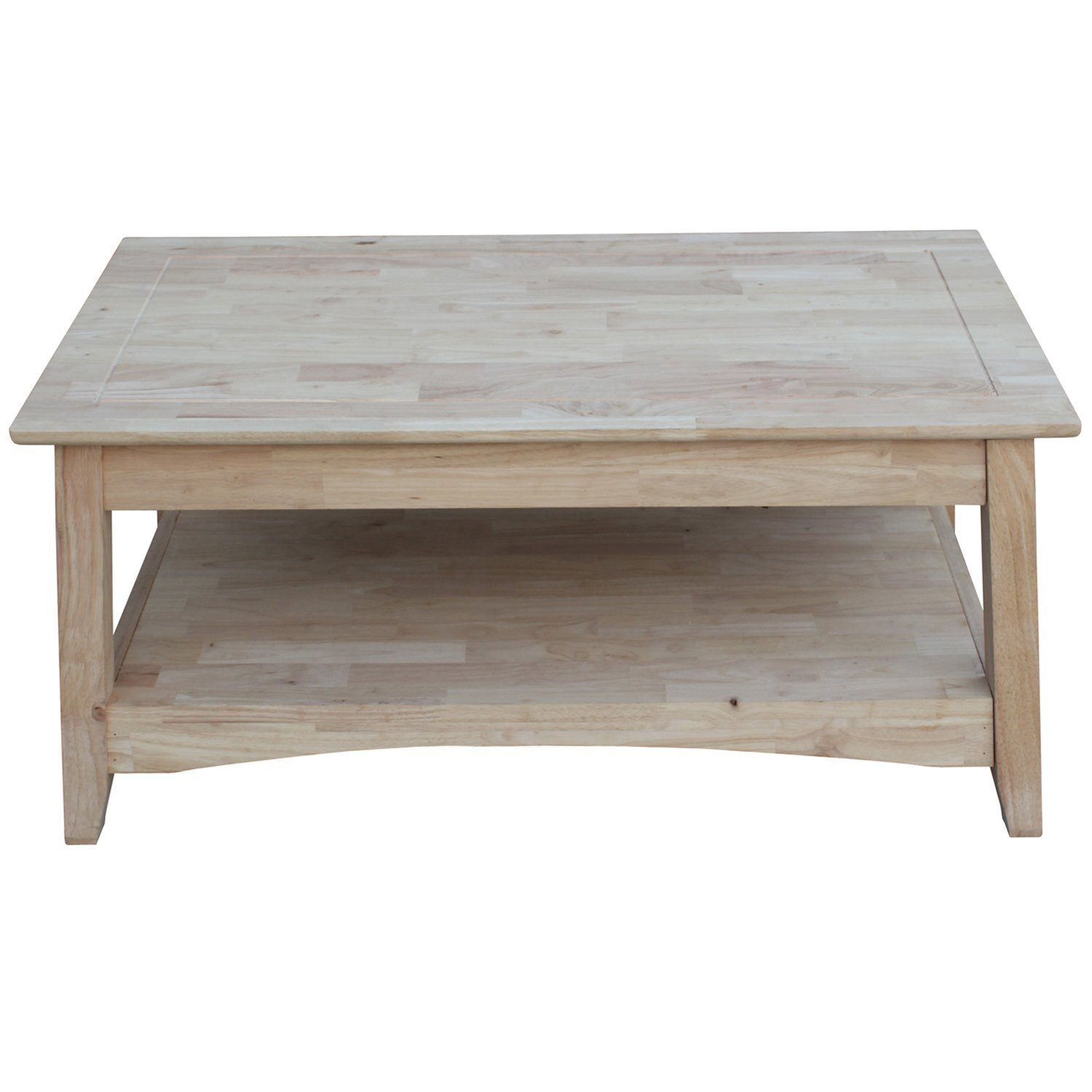 International concepts ot 4tcl bombay tall coffee table - How tall is a coffee table ...