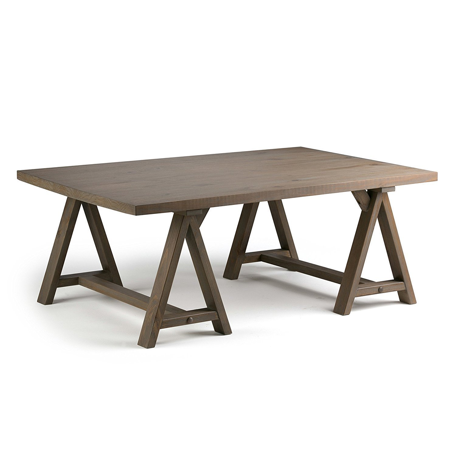Solid Wood Coffee Table Sets