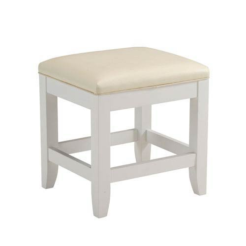 White Vanity Chair Home Furniture Design