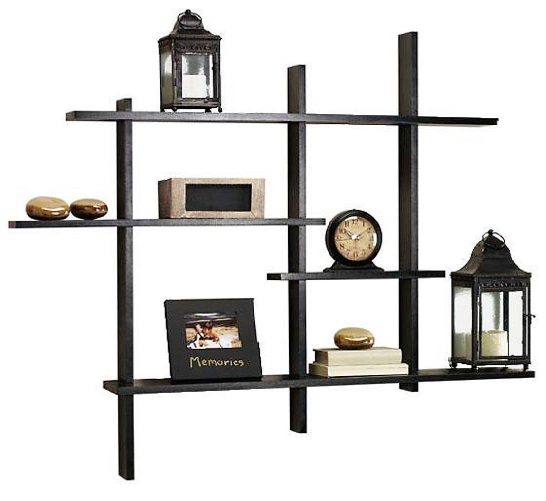 Deluxe Four Level Floating Shelf Home Furniture Design