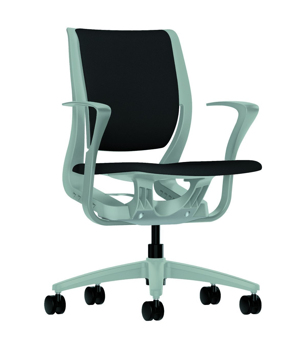 Hon Purpose Mid Back Chair With Youfit Flex Motion Home