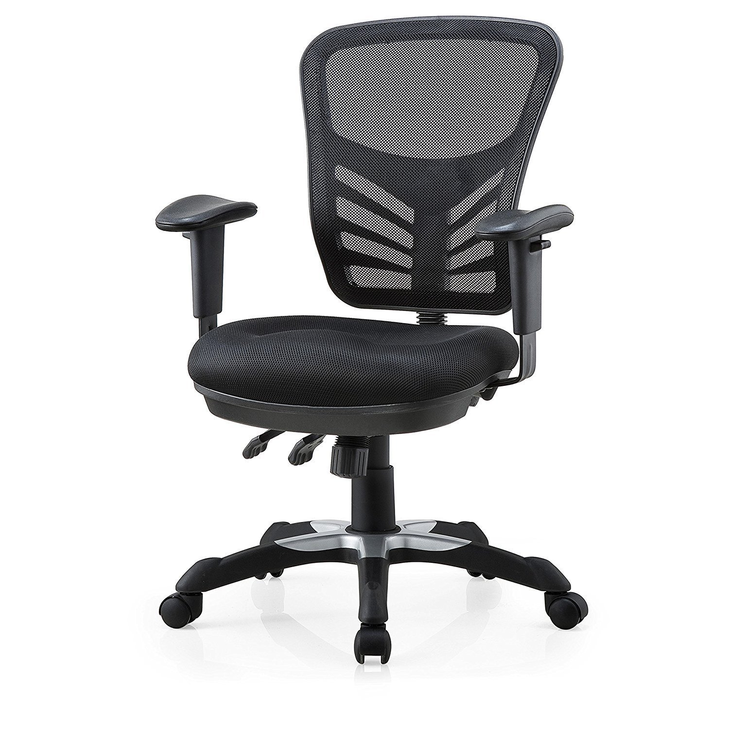 Poly And Bark Brighton Office Chair In Mesh Home